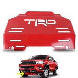 China Car Accessories Red Truck Skid Plate 100% Tested For Toyota Hilux Rocco factory