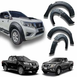 China Eco Friendly 4X4 ABS Truck Wheel Flares 12 Months Warranty For Navara NP300 factory