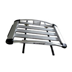 China Modern Design Cargo Roof Basket , Roof Rack Cargo Carrier Hand Polishing factory