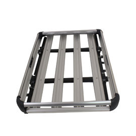 China 4X4 Aluminum Alloy Car Roof Rack Basket High Performance Fitment For Pickups factory