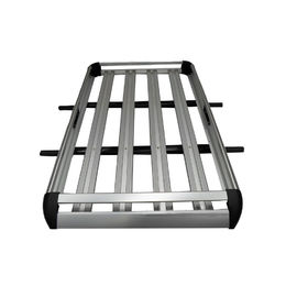 China 4X4 Car Luggage Roof Rack 1.4x1.0m / 1.6x1.0m / OEM Size Long Service Life factory