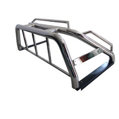 201 Stainless Steel Roll Bar For Toyota HIlux Revo Vigo Ford F150