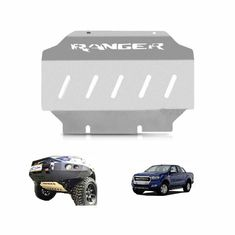 China 3mm Steel Front Engine Protection Skid Plate For Ford Ranger T7 4WD Wildtrack factory