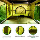 Easy Installation 4x4 Rainproof Sunproof Lightest Hard Shell Roof Top Tent